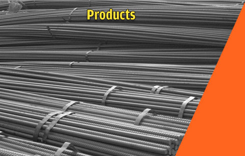 Kashmir Steel Rolling Mills - trust & reilability,TOR Steel, M.S. Round in Coil, M.S. Angles , M.S. Flats